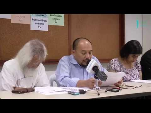 Negara-Ku lancar Perkhemahan Rakyat 16 September