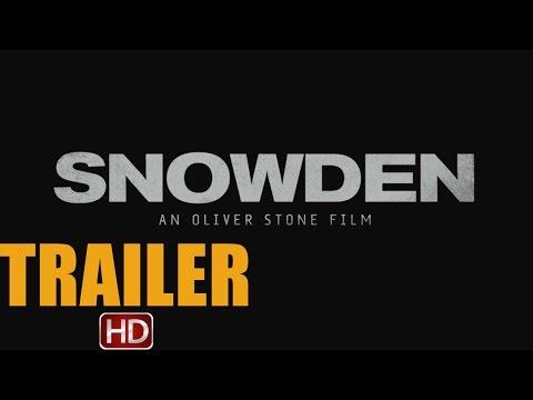 Snowden Official Movie Trailer 2016 - Oliver Stone, Joseph Gordon Levitt HD