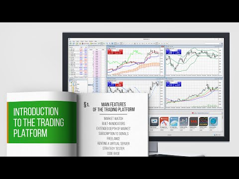 Introduction to the MetaTrader 5 Trading Platform