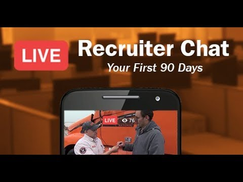 Facebook Live - Your First 90 Days