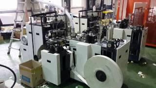 видео Производство бумажных стаканчиков: технология изготовления
