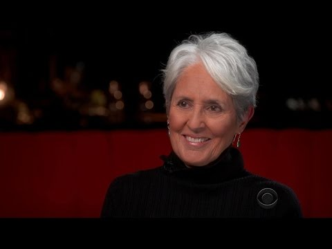 Joan Baez on joining Rock 'n' Roll Hall of Fame