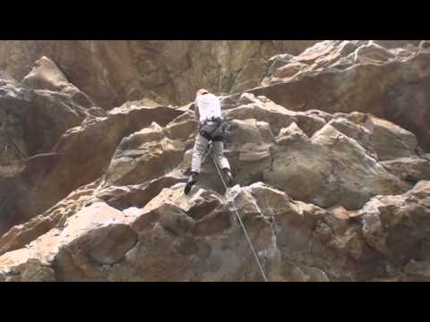 TrueFitzone Sport Climbing - 'The Mine' - Cape Town