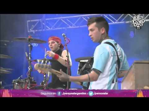 Twenty One Pilots - Polarize (Lollapalooza Argentina 2016) [04/11]