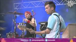Скачать Twenty One Pilots Polarize Lollapalooza Argentina 2016 04 11