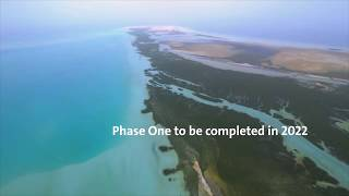 Phase one of The Red Sea Project in Saudi Arabia