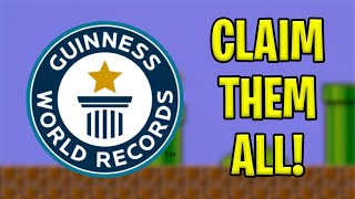 Guinness is Falsely Copyright Claiming Hundreds of Speedrunning Videos!