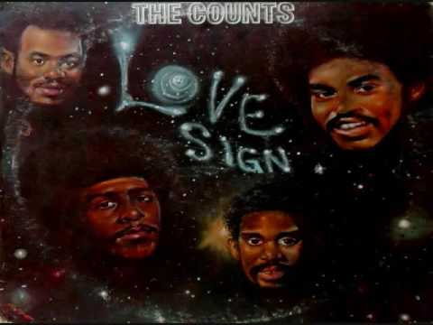 The Counts - Love Sign LP 1973