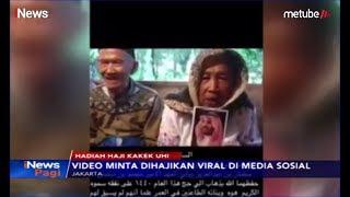 Video Viral Kakek Uhi Berusia 130 Tahun Diundang Raja Salman Ke Tanah Suci   INews Pagi 1907