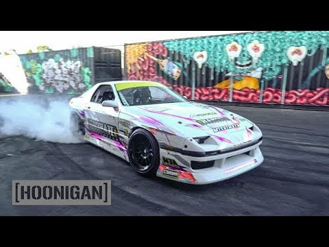 [HOONIGAN] DT 101: 415HP RB25 Swapped Mazda RX7