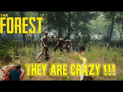 The Forest - This Game is So Scary!