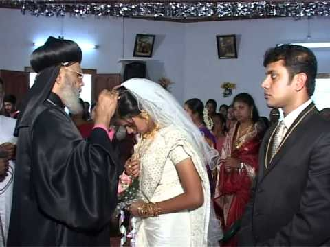 Malankara Syrian Catholic Churchwedding By Father Reji Kallitayil