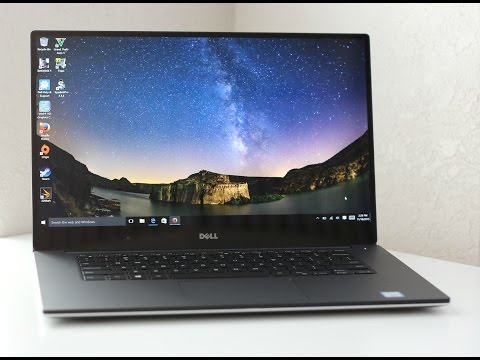 Dell XPS 15 Infinity 9550 Review