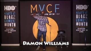 Damon Williams Wake Up Early