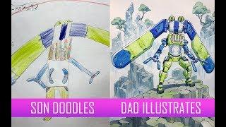 BOOMERANG-BOT [FULL VERSION] Father & Sons' Design Workshop No.22