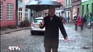 В Риге выбрали самого колоритного Шерлока Холмса