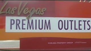 Las Vegas; Premium Outlet Mall - North 拉斯维加斯 购物城