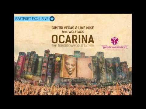 Dimitri Vegas, Like Mike, Wolfpack-Ocarina (The TomorrowWorld Anthem) feat. Wolfpack (Original Mix)