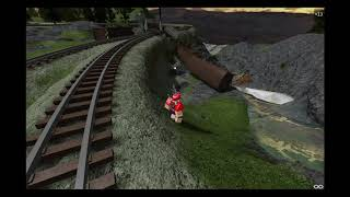 Roblox Narrow Gauge Project Runaway Coaches Part 2