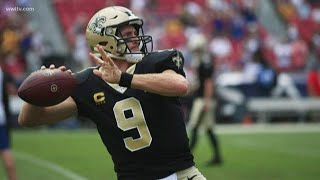 Will Drew Brees be ready for Week 7 game against Cardinals?