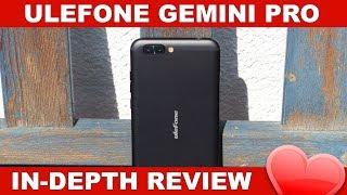 Ulefone Gemini Pro Review English