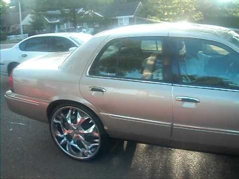 Grand Marquis on 26 inch rims