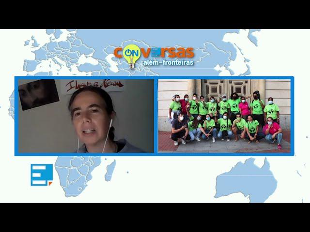 Conversas além fronteiras - Uma missionária em Espanha