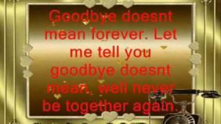 "goodbye girl with lyrics by bread ""06"""