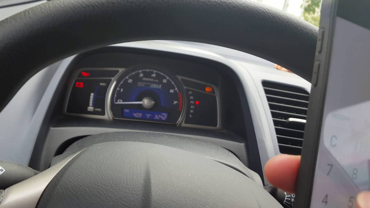 Honda Civic Hybrid MPG  VLOG1  418 mpg  YouTube