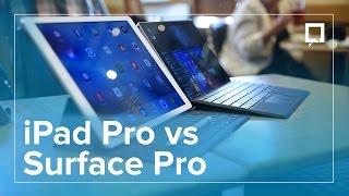 iPad Pro kontra Surface Pro! Niech wygra lepszy