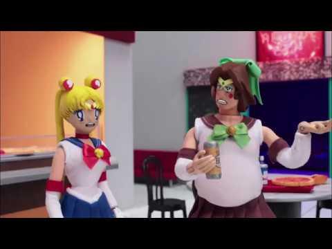 Download Robot Chicken Sailor Earth ( season 9 episode 13)