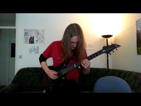 Thy Serpent  Sleep in Oblivion guitar