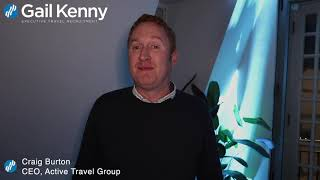 Craig Burton , The Active Travel Group