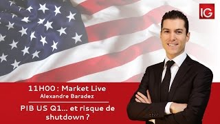 #MarketLive 11h - Vendredi 28 avril 2017