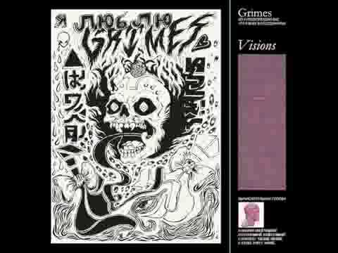 Grimes - Visiting Statue