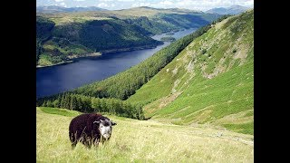 One of the most beautiful places in UK, Lake District, England
