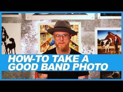 How-to Take a Great Band Photo w/ Matt Barnes