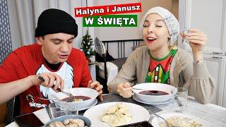 HALYNA i JANUSZ W ŚWIĘTA