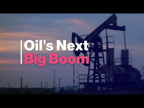 Bloomberg: Oil's Next Big Boom