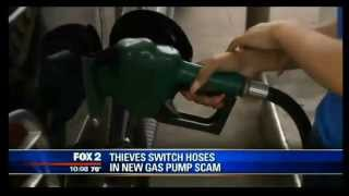 SCAM ALERT Thieves Switch Hoses in New Gas Pump Swindle