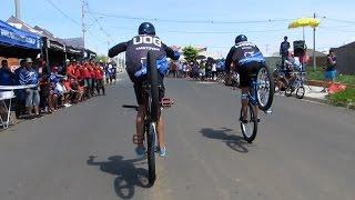 Campeonato brasileiro de Wheeling Bike - HANG TEN 2015 (Portal Wheeling/RL sem as mãos)