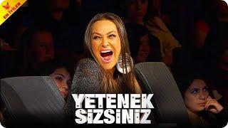 Juriyi Eğlendiren İllüzyon Show 🤠 | Yetenek Sizsiniz Türkiye