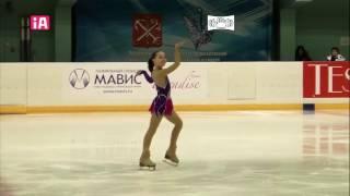 Ясмина Кадырова КП, Первенство Санкт-Петербурга 2017