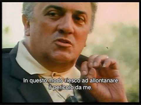 Federico Fellini Interview