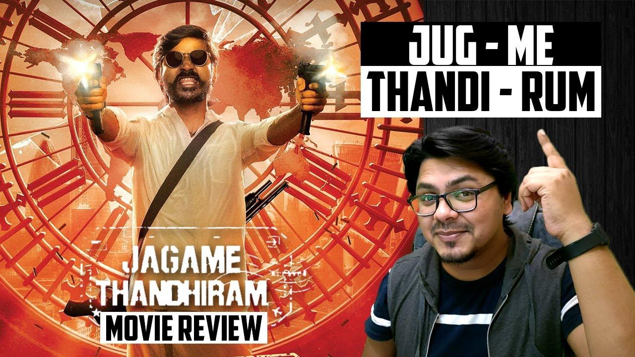 Jagame Thandhiram HINDI REVIEW | Yogi Bolta Hai