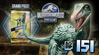 Full Troodon Event!    Jurassic World - The Game - Ep 151 HD