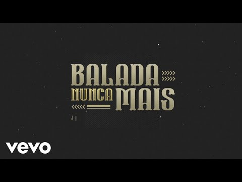 Jonas Vilar - Balada Nunca Mais (Lyric Video) ft. Suellen Lima
