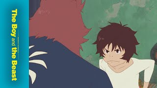 The Boy and the Beast - English Clip - Apprentice and Master