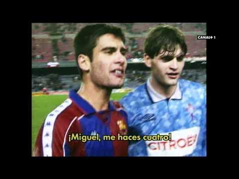 Pep Guardiola y Tito Vilanova