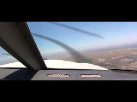 Flying into a class B airport is fun :-) Deer Valley KDVT to Phoenix KPHX